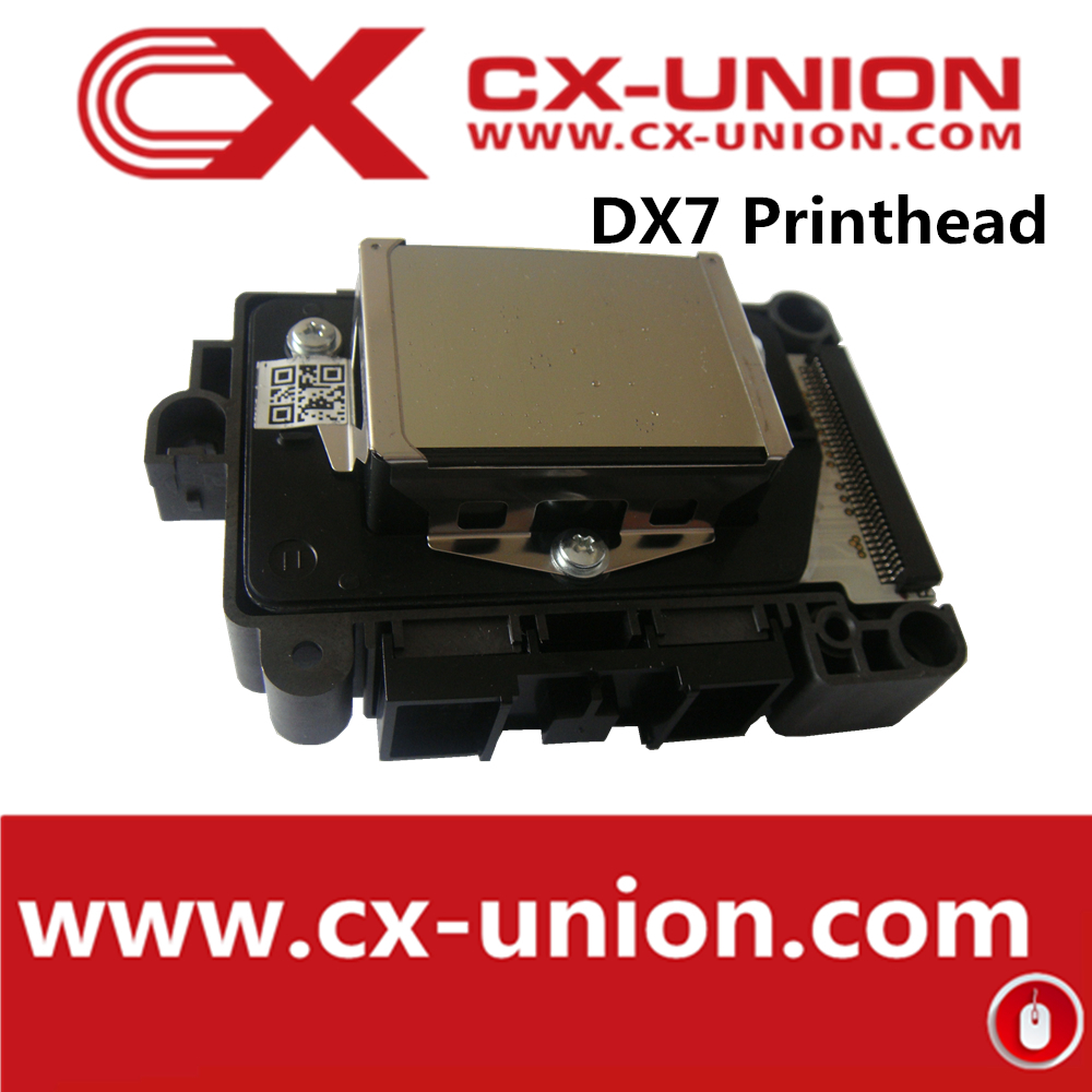 Original DX7 Printhead F177000 F189010 for Galaxy/Roland digital inkjet plotters