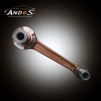 Custom Forged Steel Connecting Rod for 125 Scooter Racing Connecting Rod