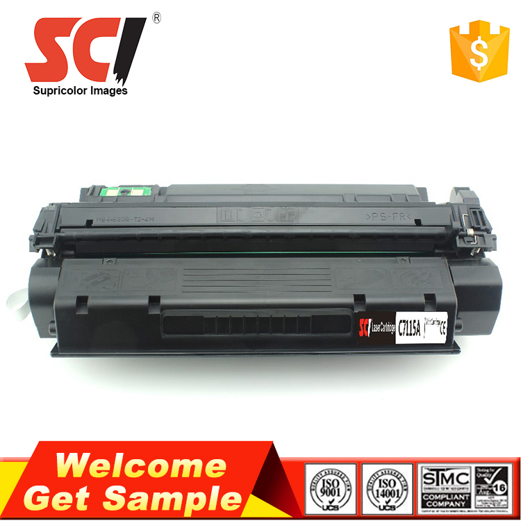 C7115A compatible canon toner cartridge 711 hp