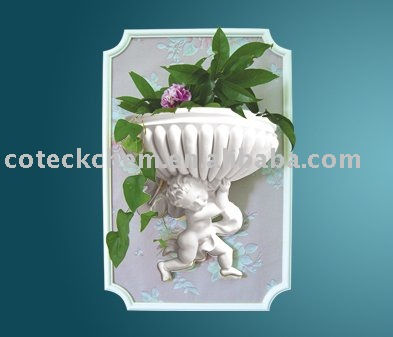 PU Ornamental accents /plaster corbels/building material/substitution of gypm plaster/construction mold materials/wall niche