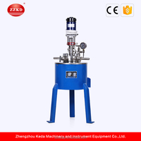 KD stainless steel pressure vessel reactor for lab