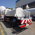 Stainless steel truck milk tank fresh milchigs milk tanker transport vehicle