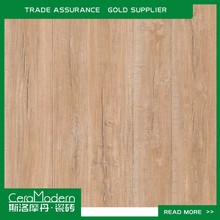 Colorful wooden glazed rustic porcelain floor tile 60x60