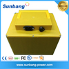 High quality customized LiFePO4 golf cart battery 48v