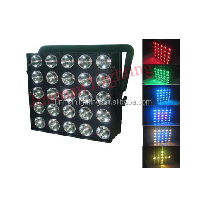 25*30W RGB 3 in 1 <strong>Led</strong> Bar Matrix DJ Stage Disco <strong>Light</strong>