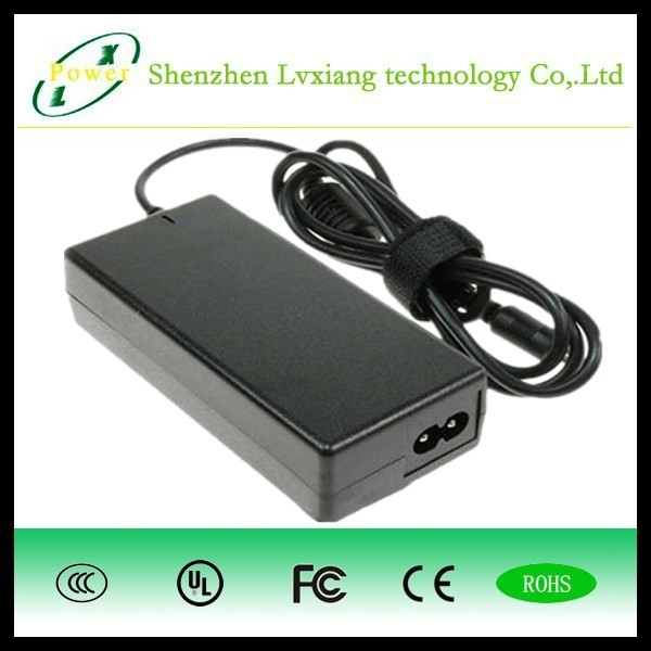 UL CE GS FCC SAA Approved ac dc power adapter 24V 5A 5.5*2.5*10mm ac adapter for LED/LCD