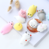 New Arrived Squishy Cat Soft Silicone