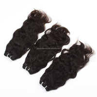 6a grade most fashionable raw unprocessed kinky curly virgin hair