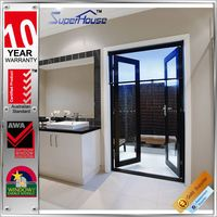 Australian standard fire rated hinged metal industries storm doors
