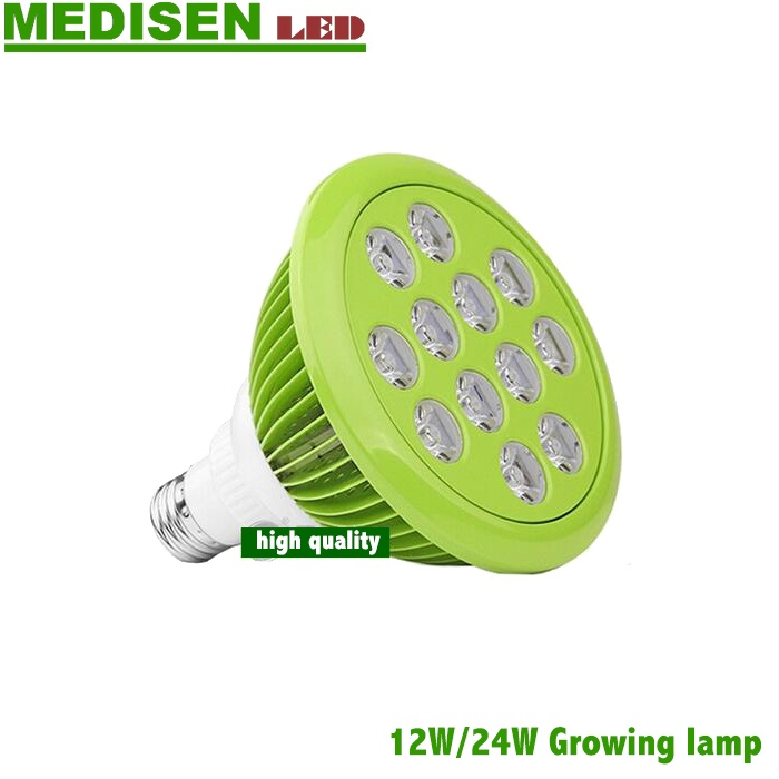 LED Plant Grow Light 45W Full Spectrum UV IR Lighting for Indoor Plant Hydroponics Veg Flowering