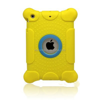 Manufacture slaes silicone case for apple ipad mini