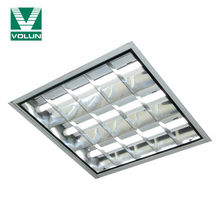 led grille lamp 600*600mm troffer fixture