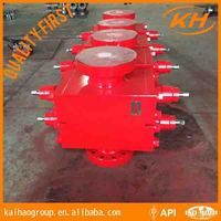 Shaffer Manual Double Ram BOP Blow out Preventer for Well Drilling Oilfield wellhead control manufacturer