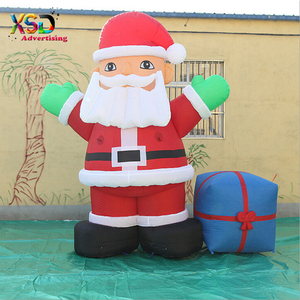 large inflatable decoration large inflatable decoration suppliers and manufacturers at alibabacom - Large Inflatable Christmas Decorations