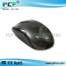 Factory supply animal shape computer mouse for computer /laptop