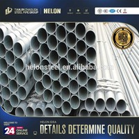 shopping construction companies hot sale greenhouse 32mm pre galvanized steel pipe