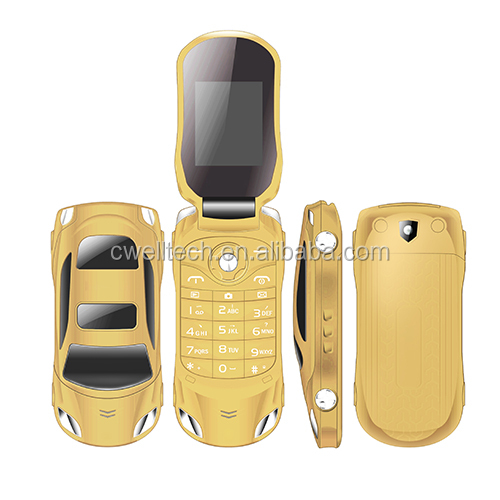 7 Colors Available NEWMIND F15 1.77 Inch Slim Qwerty Keypad Mobile Phone
