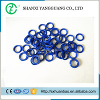 Mechanical parts silicone rubber oil seal for machine