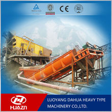 Light aggregate commercial washer/sand washing machine