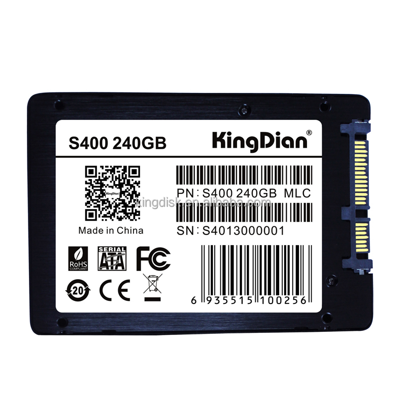 ssd 240gb sata 2.5'' solid state external portable hard disk drive kingdian consumer electronics bulk sshd