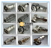 Hot selling 1/2 rf connectors for feeder coaxial cable for wholesales
