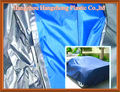 Polyester Waterproof Cover Fabric for car and boat