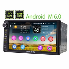 "New Surround Digital Car Audio Amplifier Touch Screen Double 7"" Android 2 Din Car Stereo Head unit for Universal"