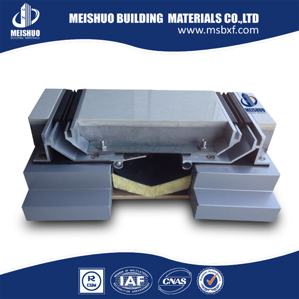 concrete expansion joint for building construction