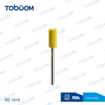 Rubber diamond polisher (FG shank ) for Teeth