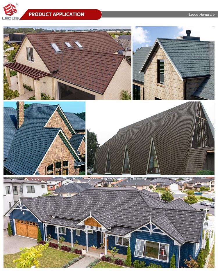 r sistant la chaleur isolation d coratifs tuile mat riaux de construction toit tuiles. Black Bedroom Furniture Sets. Home Design Ideas