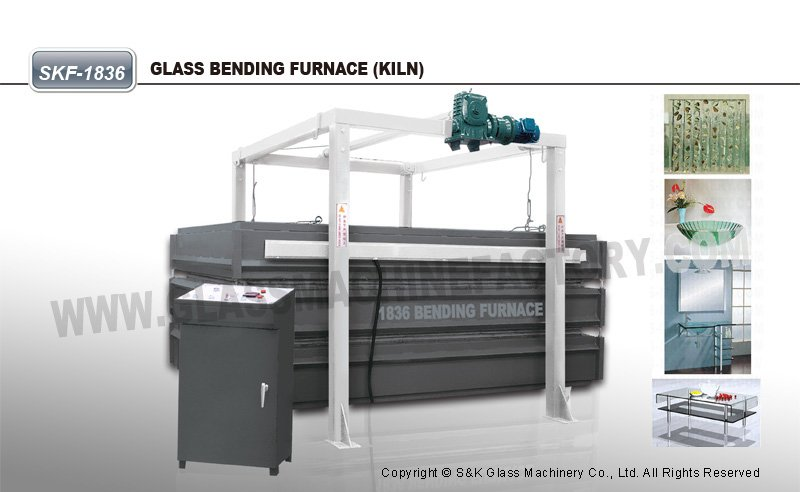 Guangzhou glass fusing machine kilns for glass fusing