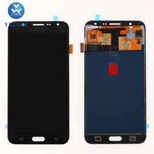 Wholesale Replacement LCD Touch Screen For Samsung Galaxy J7 J700f J700h J700 2015 Black Assembly