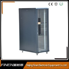 "OEM network 19"" server compact rack with glass door"