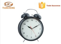 TC-A31quality quartz metal twin bell clock