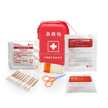 outdoors mini eva first aid kit box