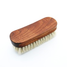 Best selling horse hair shoe cleaning brush