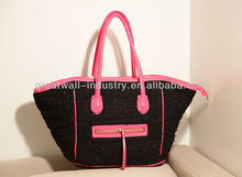 2012 Korean fashion ladies bags rose smile package handbag