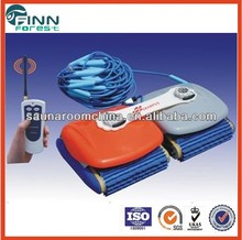 Swimming pool vacuum cleaner and robotic vacuum cleaner for swimming pool