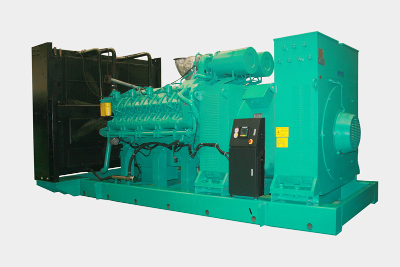 800kW-2000kW Voltage High Power Diesel Generator 13.8 kV