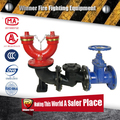 Under-ground Type Fire Hydraulic Pump Connection Brand