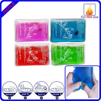 sodium acetate liquid reusable heating pads