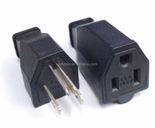 US 3 pins industrial power cord plug US thailand power plug adapters 15A 125v replacement electrical usa plug
