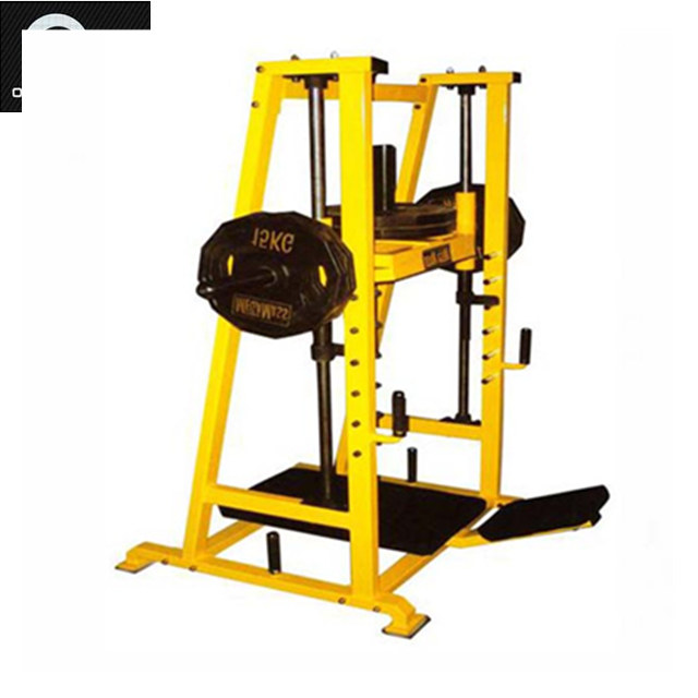 Low Price Vertical Leg Press Machine OSH037 Fashion Commercial Fitness Equipment