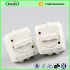 waterproof rotating outdoor switch