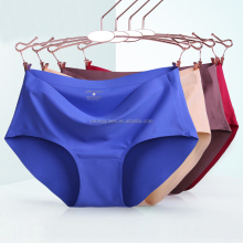 IK132 wholesale silk seamless sexy ladies panties