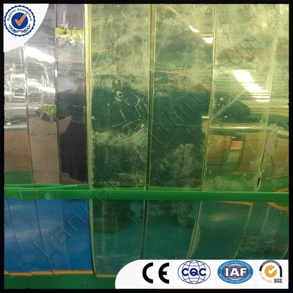 1100 H18 0.40mm thickness above 80% Aluminium Mirror coil