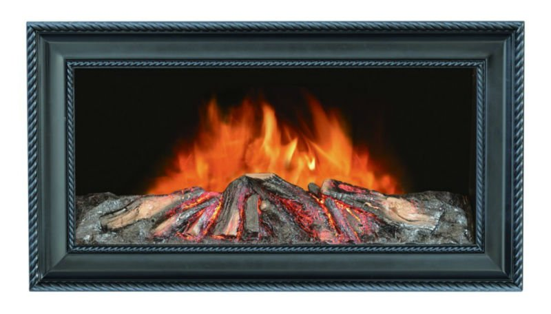 wall mounting electric fireplaces with remote