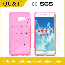 Hot Selling Cell Phone Accessory Unique Cell Phone Covers For SAMSUNG A3 2016 A310F