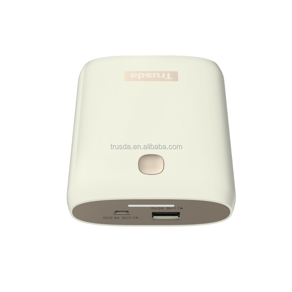xiaomi power bank 5000 10400mAh mobile power pack handy charger bank