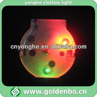 battery operated led lights for clothing YH-2009